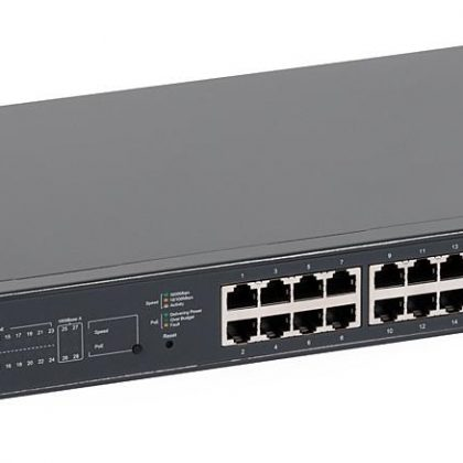 Switch TP-Link TL-SG2428P JetStream 28-Port Gigabit Smart Switch with 24-Port